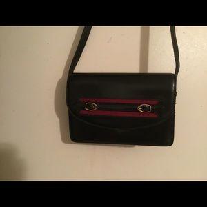 Vintage Gucci shoulder bag/clutch